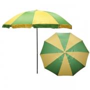 "Зонт ""Большой"" 3м (Желто-зеленый)"