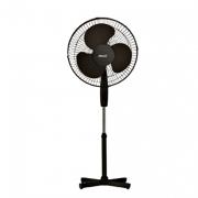 Вентилятор напольный( черный)