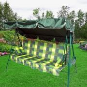 Садовые качели Regina зеленый