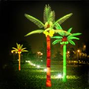 Светодиодные пальмы