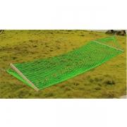 Гамак-сетка с чехлом (зеленый)