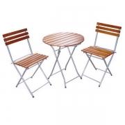 """Набор складной """"Стол+2 стула"""""""